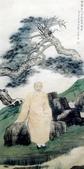 中國現代十大名家之張大千作品欣賞 :匋 庐老人像.jpg