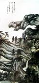 中國現代十大名家之張大千作品欣賞 :顶北投鸟.jpg