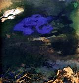 中國現代十大名家之張大千作品欣賞 :春山积翠2.jpg