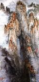 中國現代十大名家之劉海栗作品欣賞:可以横抱西海巅.jpg