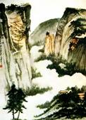 中國現代十大名家之張大千作品欣賞 :峨眉三顶.jpg