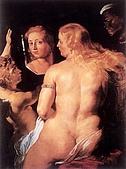 世界傳世名畫:化妆的维纳斯.JPG