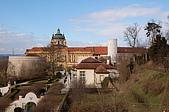 奧捷行.第二天:鵝黃色優雅外觀的梅爾克修道院.JPG