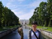 2013.7.16-25跟阿嬤們遊俄羅斯:day3-彼得夏宮運河&噴泉-5