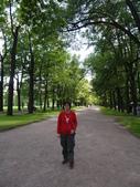 2013.7.16-25跟阿嬤們遊俄羅斯:day2-凱薩琳夏宮-花園-14