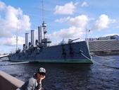 2013.7.16-25跟阿嬤們遊俄羅斯:day2-奧羅拉巡洋艦-2