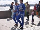 2013.7.16-25跟阿嬤們遊俄羅斯:day2-奧羅拉巡洋艦旁的著裝街頭藝人-2