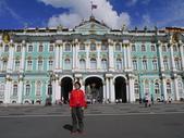 2013.7.16-25跟阿嬤們遊俄羅斯:day2-冬宮-外觀-3