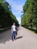 2013.7.16-25跟阿嬤們遊俄羅斯:day3-彼得夏宮花園-1