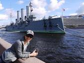 2013.7.16-25跟阿嬤們遊俄羅斯:day2-奧羅拉巡洋艦-1