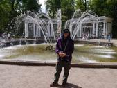 2013.7.16-25跟阿嬤們遊俄羅斯:day3-彼得夏宮花園噴泉-1