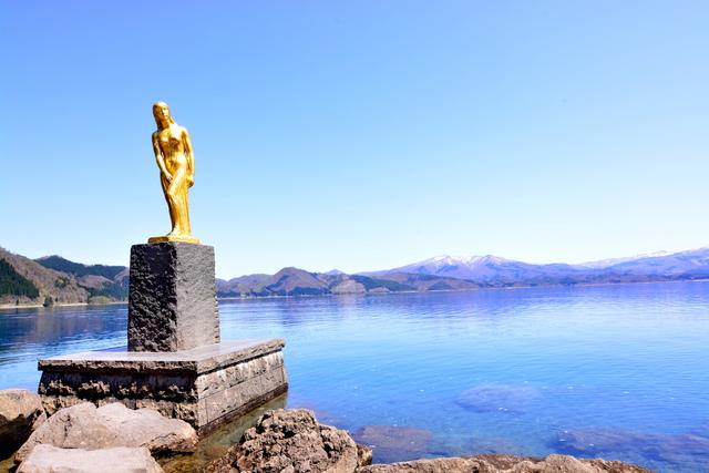 「田澤湖」的圖片搜尋結果
