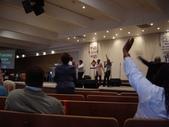 Oakland黑人教會:另一敬拜團轟炸二