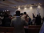 Oakland黑人教會:台前的禱告二