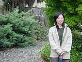 拜訪董牧師:6-挖  會友家的花園更漂亮