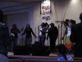 Oakland黑人教會:青少年歌舞團二