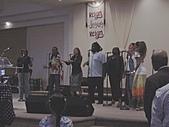 Oakland黑人教會:青少年的歌舞團三