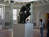 史丹佛之行:史丹佛美術館   有名的沉思