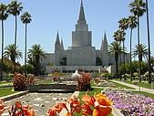巨大的摩門教會:舊金山的摩門教會  超大