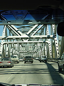 NAPA酒廠一日遊:走在橋裡面的感覺