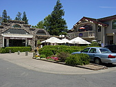 NAPA酒廠一日遊:下錯地方  來到一個很漂亮的度假旅館