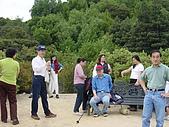 拜訪董牧師:9-1 在山上遇到台灣人  大家談論得很高興呢