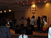 Oakland黑人教會:開始敬拜囉