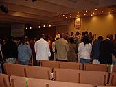 Oakland黑人教會:聚會前的禱告