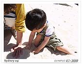 981030Sydney:之前只有在Playgroup玩小小的沙盤