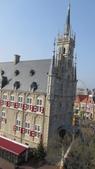 2013.4.25~4.26豪斯登堡:豪斯登堡-阿姆斯特丹房間窗外景緻