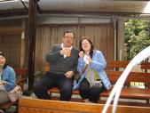 2013.4.21~4.22湯布院&別府地獄之旅:夫妻倆做吃到酸東西的表情