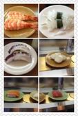2013.4.21~4.22湯布院&別府地獄之旅:此次使用的壽司(部分)