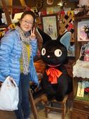 2013.4.21~4.22湯布院&別府地獄之旅:我與KIKI cat