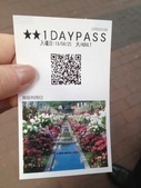 2013.4.25~4.26豪斯登堡:一日票券