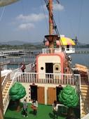2013.4.25~4.26豪斯登堡:千陽號(桑尼號)甲板