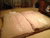 2013.4.21~4.22湯布院&別府地獄之旅:用完餐後飯店人員已經幫忙鋪好床