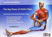身心學相關書籍。:The Key Poses of Hatha Yoga(Back).jpg