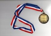 100.2.19~20山鹿隊聯誼聚餐及參加高雄馬:100.2.19高雄馬獎牌反面
