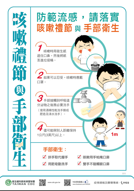咳嗽禮節與手部衛生.png - 護理指導單張